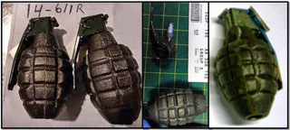 Man proves alcohol and grenades don't mix