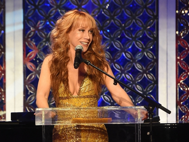 CNN cuts ties with Kathy Griffin over video