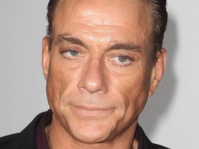 Jean Claude Van Damme 2015