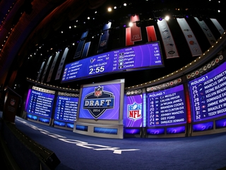 Who will the Bills select in this year's draft?