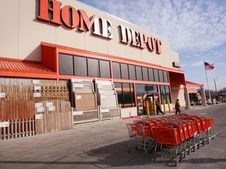 Home Depot looking to hire 277