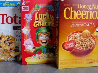 General Mills increasing cereal production