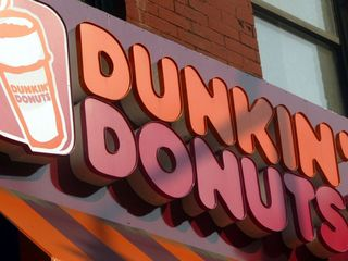 Dunkin' Donuts celebrates Iced Coffee Day