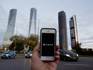 Uber criticized after London terror attack