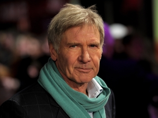 VIDEO: Harrison Ford's close call at airport