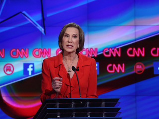 Fiorina, GOP leaders upset over debate snub