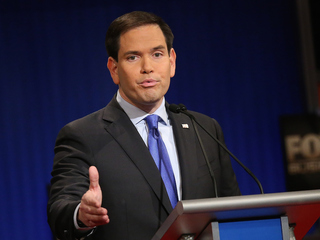 Rubio under pressure as Republicans debate
