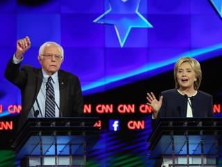 Live updates: Clinton and Sanders debate in NH