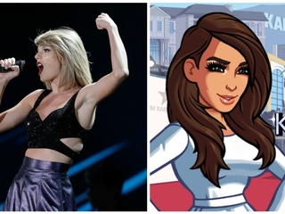 Taylor Swift mobile game is in the works