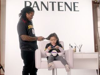 Pantene may take the win for best Super Bowl ad