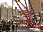 New York City crane crash under investigation