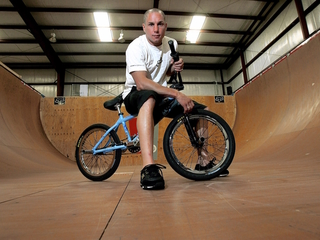 BMX star Dave Mirra dies of apparent suicide