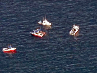 Planes collide off Calif. coast, per Coast Guard