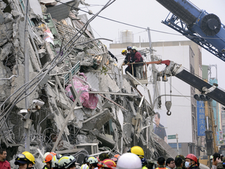Death toll in Taiwan earthquake rises