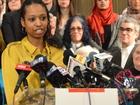 Professor who wore hijab leaves Christian school
