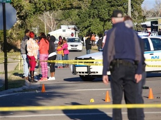 Two dead in Mardi Gras parade shooting