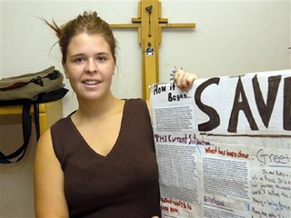 Iraqi woman charged in Kayla Mueller's death