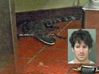 Man allegedly threw gator through drive-thru