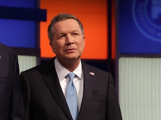 What's John Kasich all about?