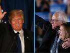 Trump and Sanders take New Hampshire primaries