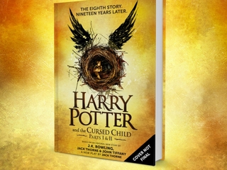 Eighth Harry Potter book coming this summer