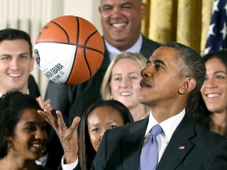 What kind of athlete will the next president be?