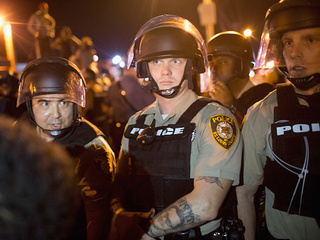 Government sues Ferguson, Missouri