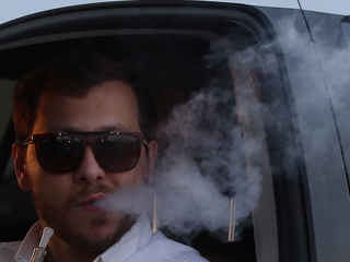 Virginia law would ban smoking with kids in car