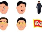 Kim Jong-un gets Kim Kardashian-style emoji