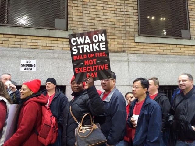 Tentative deal reached to end Verizon strike