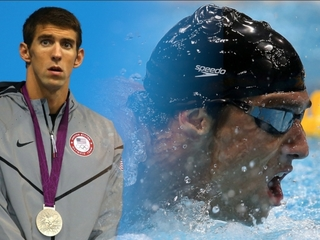 Phelps didn't want to go to 2012 Olympics