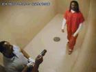 Video: Inmate shocked with stun gun before death