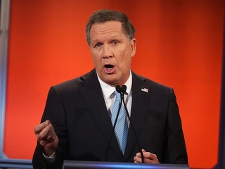 Ohio Gov. Kasich will skip GOP convention