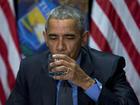 Obama visits Flint, Gov. Snyder booed
