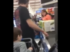 VIRAL: Woman berates father using food stamps