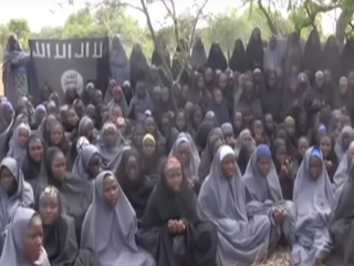 Boko Haram says Chibok girls killed in airstrike