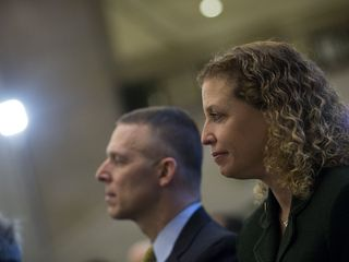 Wasserman Schultz stepping down