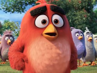 'Angry Birds' knocks Captain America from No. 1