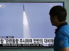 North Korea missile launch likely fails