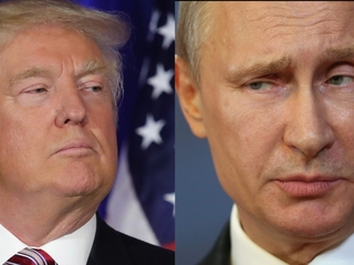 Trump eager for big meeting with Putin