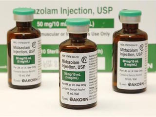 Az. drops sedative as a lethal-injection drug