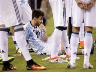 Lionel Messi quitting Argentina national team