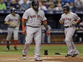 Rays beat Red Sox to stop 11-game skid
