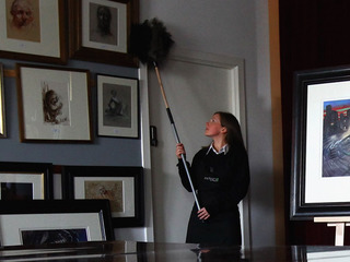 Having trouble dusting? Try these simple tricks