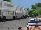 Child is sole survivor of Colo. van-train crash
