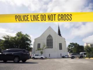 Charleston church shooting victims sue FBI