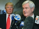 Gingrich might be Trump's top pick for VP