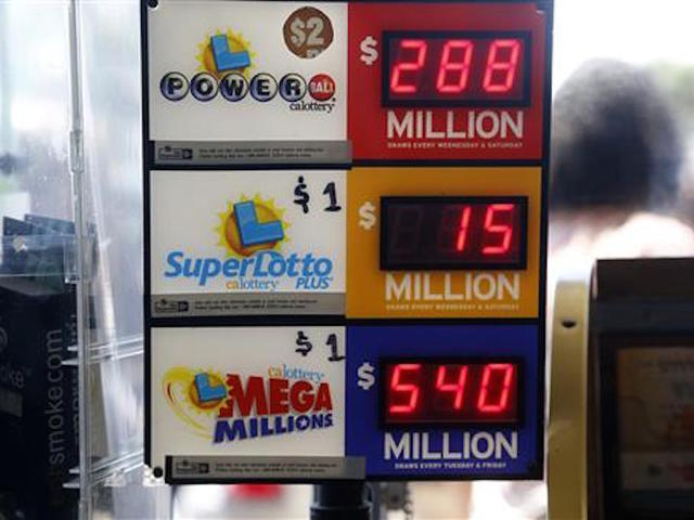 Indiana town wonders: Who won $540M lottery?
