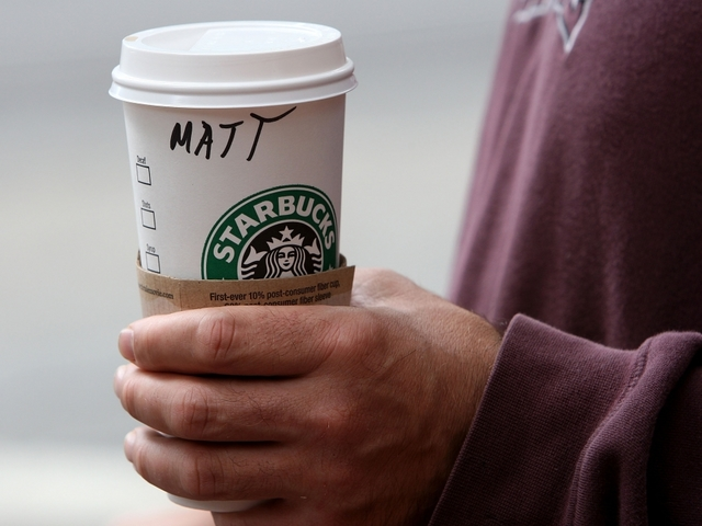 Starbucks hikes prices on coffee, espresso, tea lattes