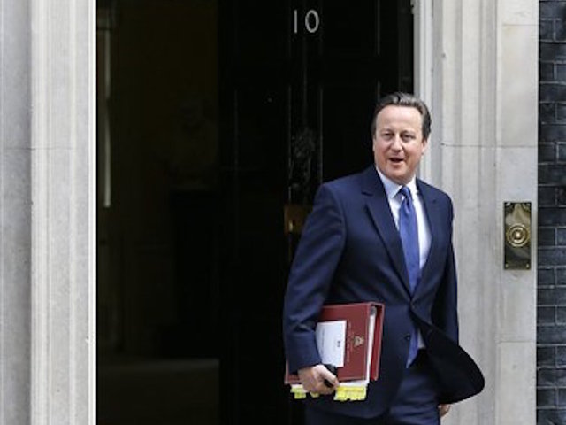 British Prime Minister David Cameron Leaves The Political Stage01:57